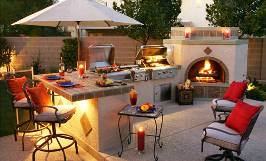 Made In The Shade Patio & BBQ | Custom BBQs & Outdoor Kitchens