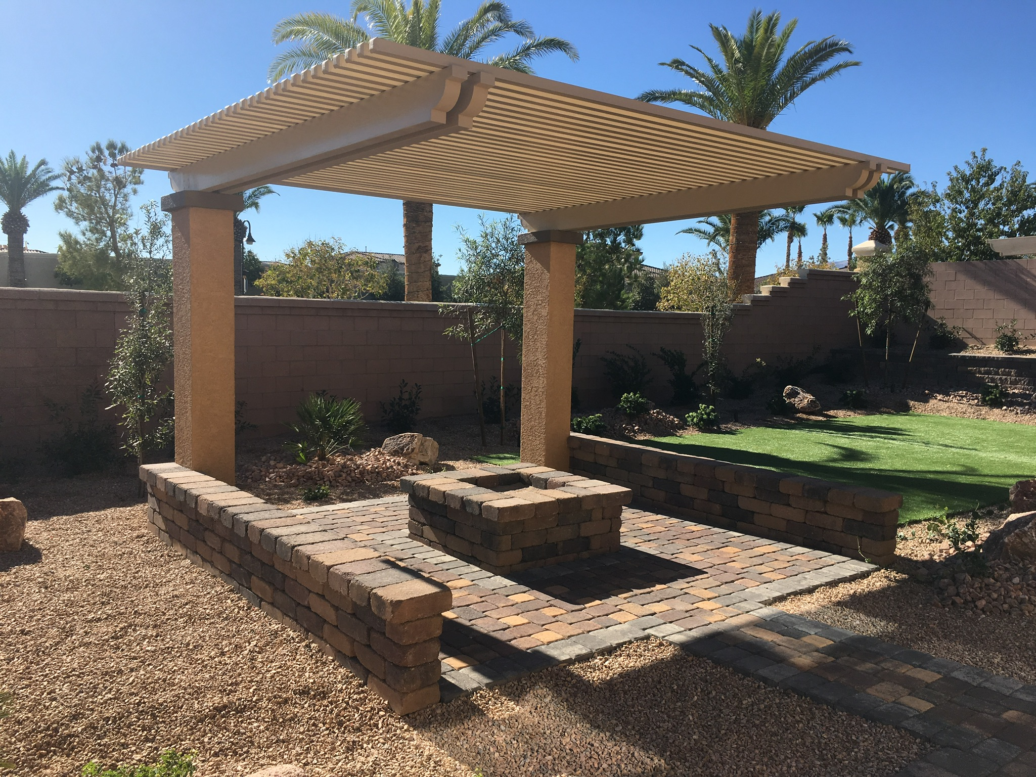 Patio Cover Pergola Awning Installers In Las Vegas Nv